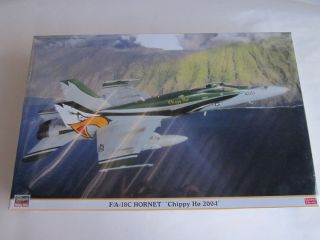 McDonnell Douglas F A 18 Hornet Chippy Ho 1 48 Scale Model kit By