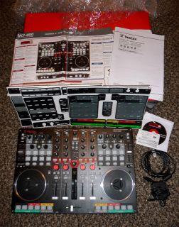 Vestax VCI 400 Controller VCI 400 DJ 4 Channel PRO DJ Controller