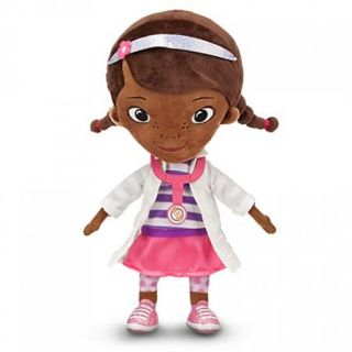 Jr Doc McStuffins Dottie Girl 13 Plush Stuffed Doll New