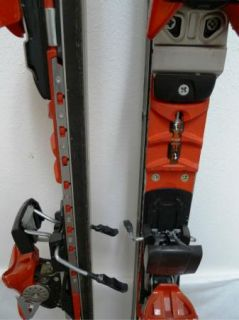 Volkl World Cup Downhill DH Skis 216cm Marker Bindings 30 Din