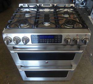 30 double oven range ebay - Double Oven Gas Range