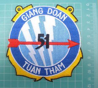 ARVN US Navy Giang Doan Tuan Tham 51 USN USAF USMC Army Miiltaria