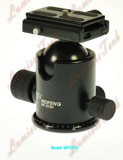 WFC554AS Video Camera Carbon Fiber Tripod Ballhead HIGHT2090MM 82