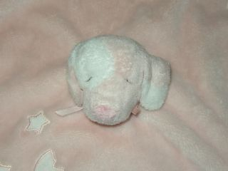 Pink Douglas Sleep Puppy Dog Baby Lovey Blanket Plush