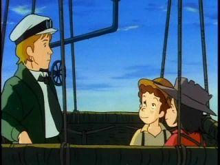 Las Aventuras de Tom Sawyer Serie Completa En Español