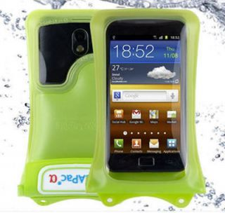DICAPAC Waterproof Case Cover Bag Cell Phone iPhone Galaxy Underwater