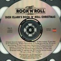 Dick Clarks Rock N Roll Christmas 2 CD Set 1997 Time Life Music 40