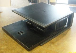 HP Compaq Laptop Docking Station and Monitor Stand