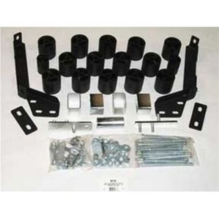 Performance Accessories Body Lift Kit 673 3 0 in Dodge Ram 1500