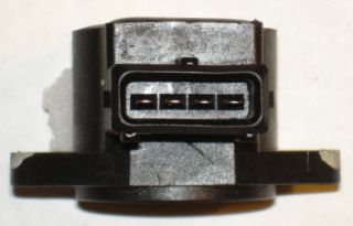 89 01 Mitsubishi TPS Throttle Position Sensor TS60 2