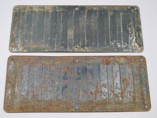 Condition These door panels are in good condition. They have