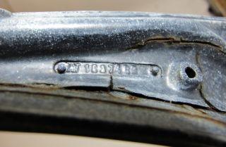 1955 Dodge Custom Royal Lancer Steering Wheel NICE MOPAR FIND!