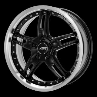 15 inch Wheels Rims 4 Lug Chevy Honda Civic Accord XB