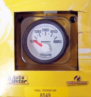 Transmission Temp Gauge Dodge RAM Cummins 100 250 Degree
