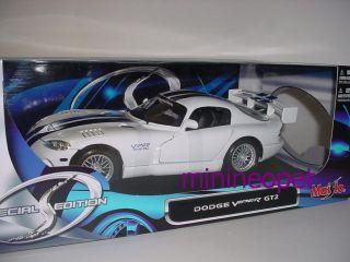 description model dodge viper gt2 gtsr 1 18 opening hood doors back