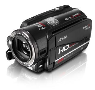 Full HD 1080p 12MP Digital Video Camcorder Camera