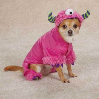 Casual Canine Monster Paws Dog Costumes Funny Dogs Halloween One Eyed