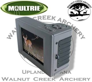 Moultrie Digital Picture Viewer for SD Cards Up to 16GB