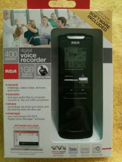 RCA NIP Digital Voice Recorder