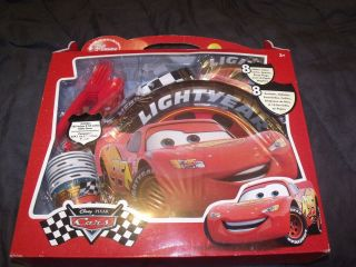 New Disney Store Cars Lightning McQueen Party to Go Pack