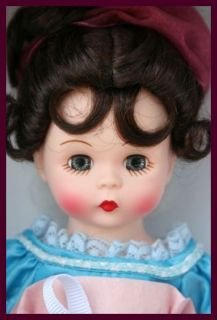 Madame Alexander Doll Dolly Madison 2008 New 8 48935
