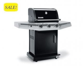 DUCANE 31731101 AFFINITY 3 STAILESS STEEL BURNERS 3100 LP GAS GRILL