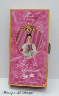 Hallmark Fair Valentine Barbie Doll Special Edition