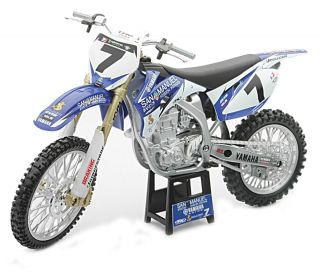James Stewart 1 12 Scale Racing Replica Dirt Bike Toys