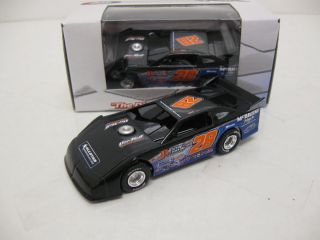 2012 Dennis ERB 28 ADC Dirt Late Model 1 64 ADC Diecast