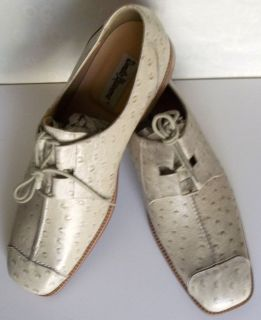 New Men Dress Shoes Size 14 Made by Donato Marrone Leather