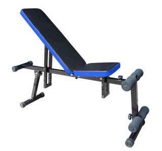Adjustable Dumbbell Bench Chair Multi Function Sit Up Bench Gym