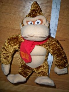 "Donkey Kong 14"" Plush Toy Doll Nintendo"