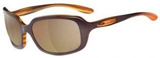 Oakley Surf Disguise Polarized Sunglass Plum Bronze New