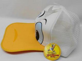 Disney Donald Duck Baseball Hat Cap New Adult Adjustable