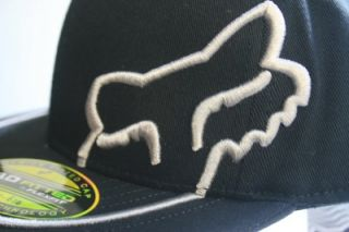 New Fox Racing Boys on Dubs Motorcycle Cap Hat Flexfit Flex Fit Red 6