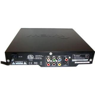 All Region MPEG 4 DIVX WMA  Slim DVD Player PAL NTSC