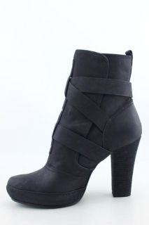DKNY Donna Karan Malina Womens Sz 10 Black Shoes