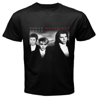 Duran Duran Notorious Tour 2012 DVD Ticket T SHIRT S M L XL Size