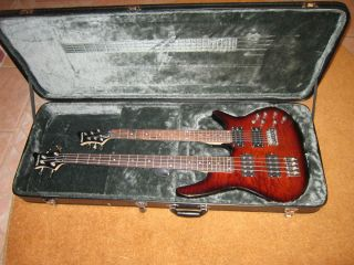 Maestro Double Neck Bass and Guitar Combo