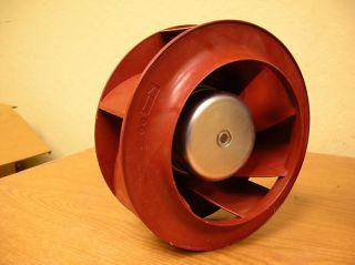 Ebmpapst R3G225 AH50 10 Exhaust Fan 200 277VAC 1 4A