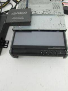 Kenwood KVT 617DVD Car DVD Player   Code Locked   AS IS