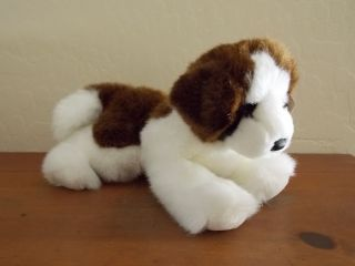 Douglas The Cuddle Toy Plush St Bernard Dog 11 Stuffed Animal New
