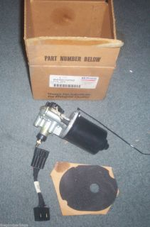 85 86 87 88 DODGE RAM 150 250 PICKUP WINDSHIELD WIPER MOTOR mopar