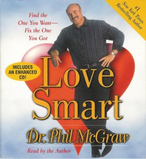 like new condition love smart by dr phil mcgraw pictures below show