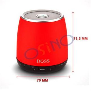 Mini Doss DS 1188 Wireless Bluetooth TF Card Speaker for iPhone iPad