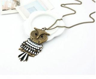 "Multiple Vtg Style Pendant Necklace Chain 27"""
