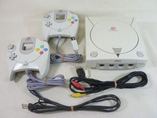 Dreamcast Sega DC Console System Japan Video Game 701
