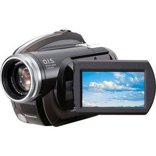 Panasonic VDR D230 DVD RAM Camcorder Black 0037988980314