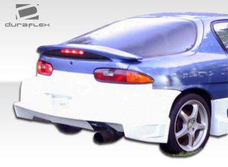 1992 1995 Mazda MX 3 Duraflex Drifter Rear Bumper Body Kit