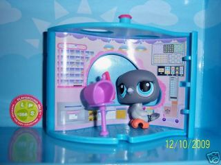 Littlest Pet Shop Dove Pigeon Bird Nook 356 New